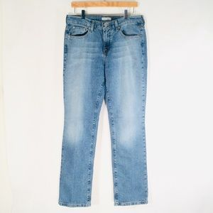 LEVI'S | 505 Straight Leg High Rise Light Wash -10